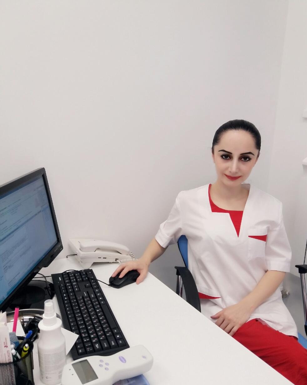 Мухумаева Заира Магомедзапировна – врач-педиатр