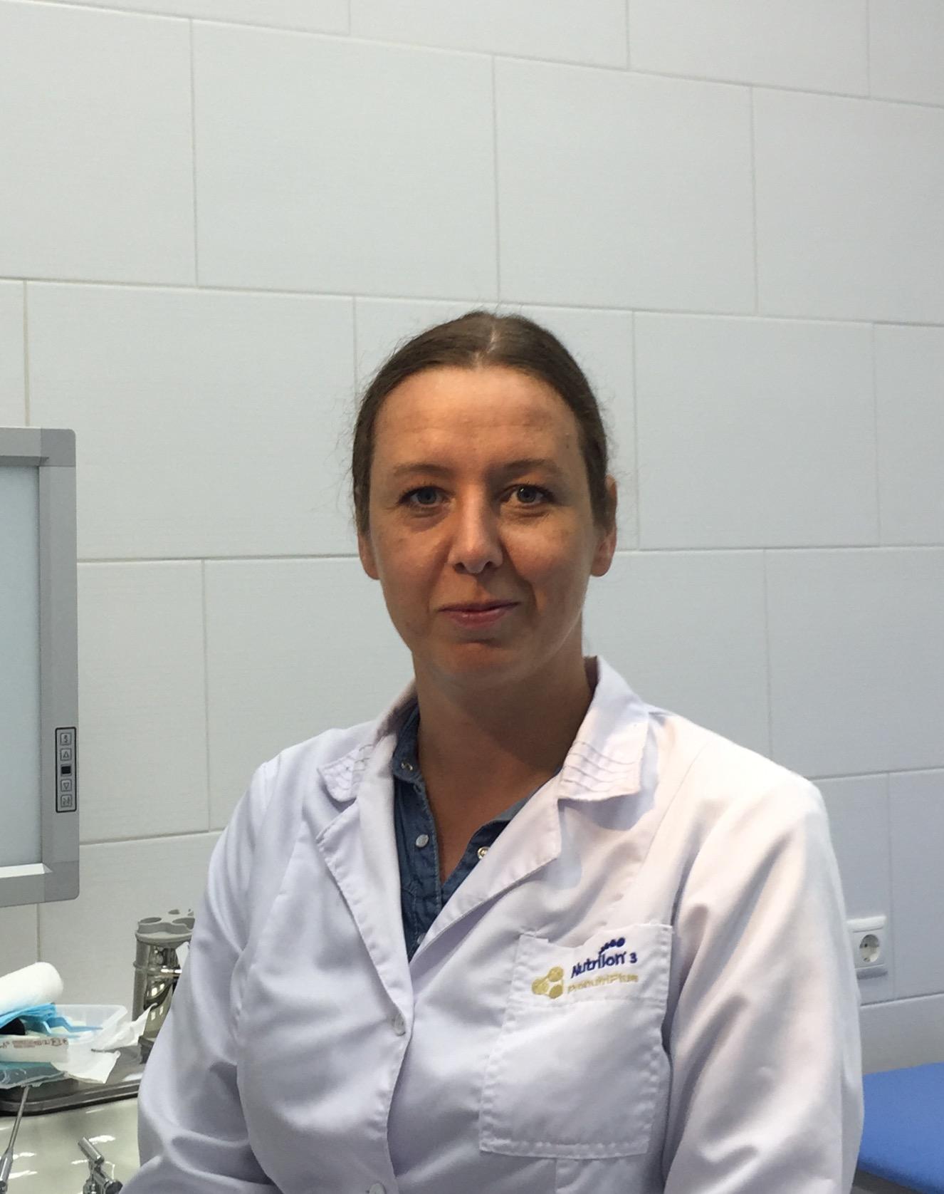 Нейман-Заде Сабина Валерьевна – врач-оториноларинголог