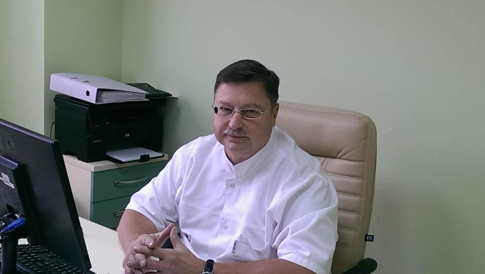 Родионов Олег Николаевич – врач-кардиолог; врач-терапевт