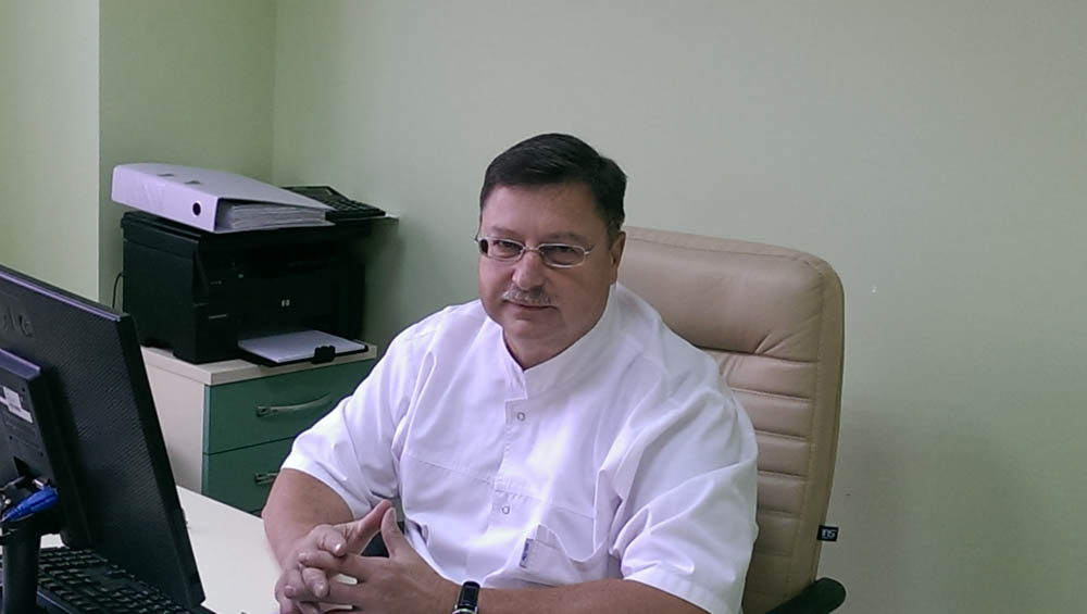 Родионов Олег Николаевич – врач-кардиолог