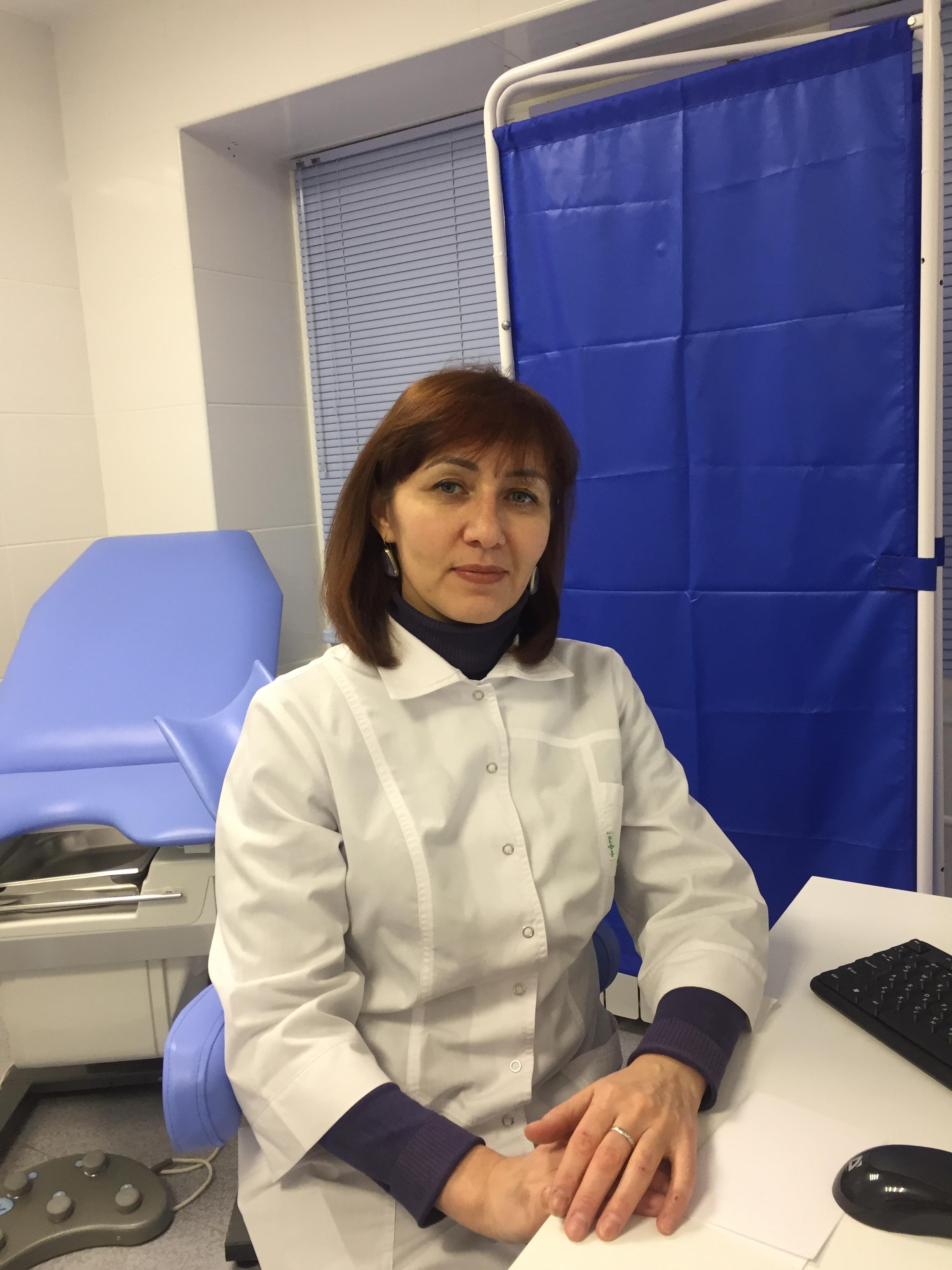 Родкина Татьяна Константиновна – врач-гинеколог