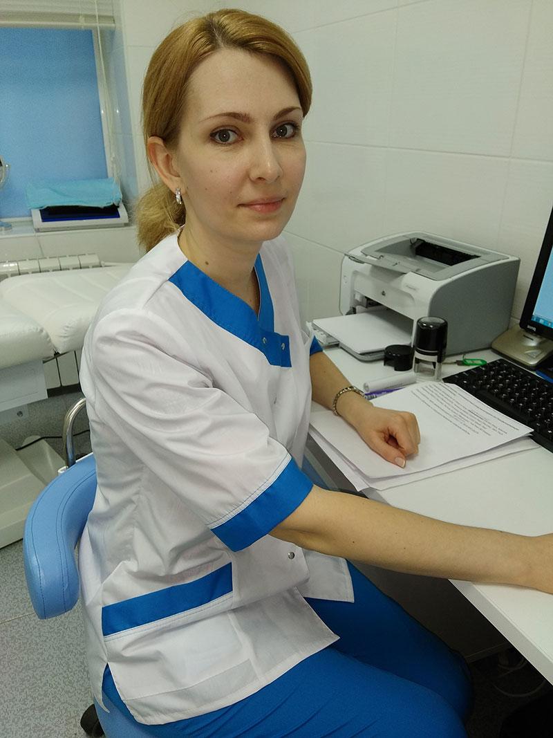 Спесивцева Елена Владимировна – врач дерматовенеролог, врач косметолог