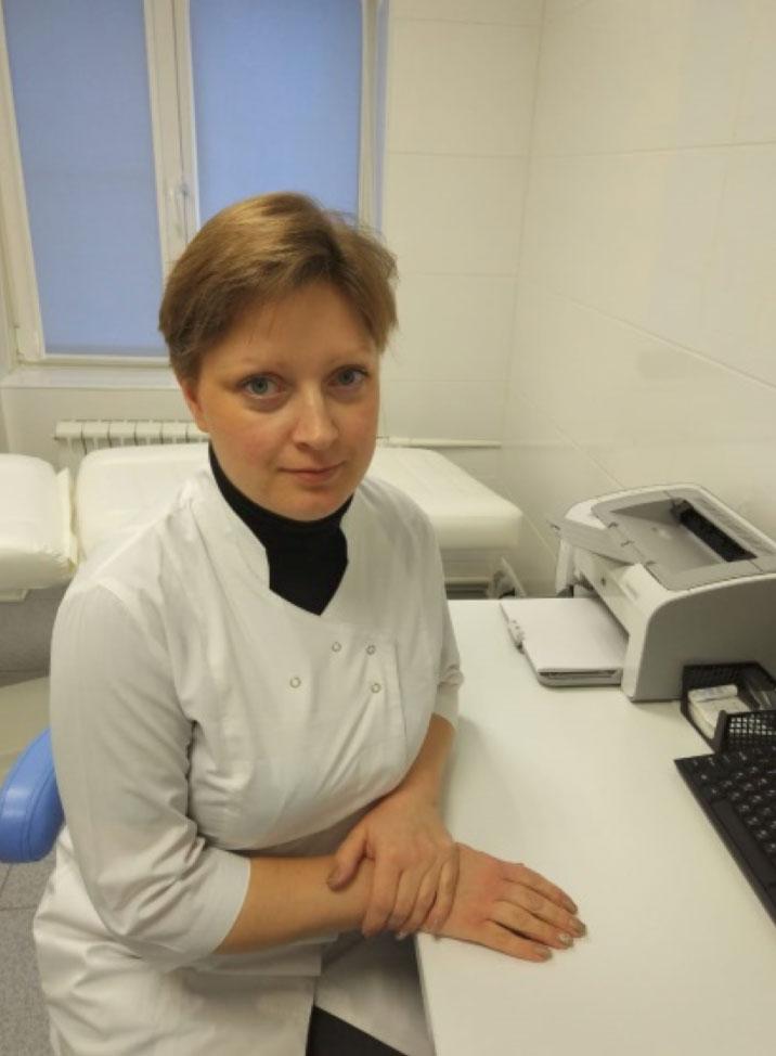 Аверченко Марина Викторовна — врач аллерголог-иммунолог, педиатр