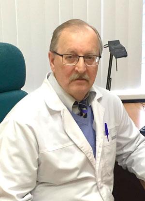 Тюрин Вячеслав Сергеевич — врач кардиолог, врач-терапевт